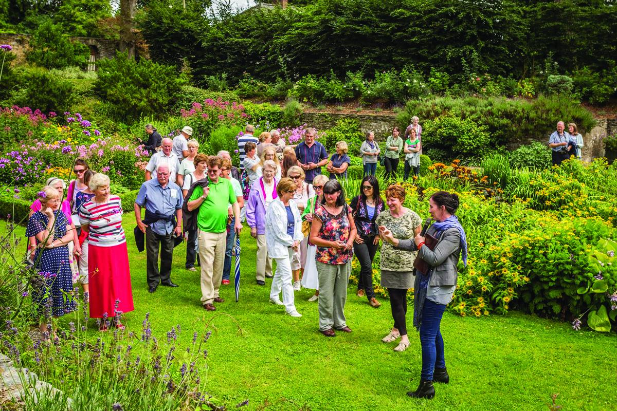 Garden Centre: Carlow Garden Festival 2017 Old
